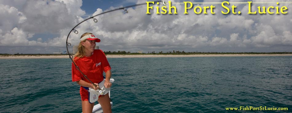 Fish port st lucie the best fishing guide port st lucie for Port st lucie fishing charters